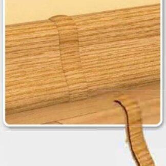 Spojka k soklové liště PVC Dub Victoria