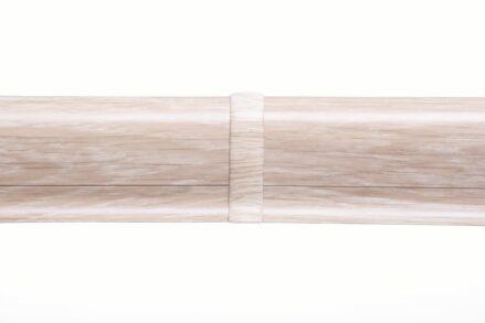 Spojka k soklové liště PVC Dub Pískový