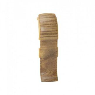 Spojka k soklové liště PVC Dub Argos Matný