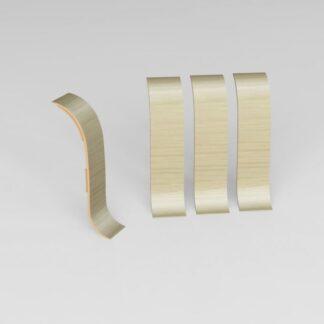Spojka k soklové liště PVC Dub Polární